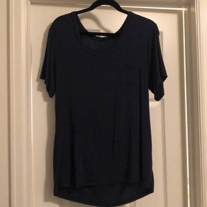 Navy blue Brandy Melville T shirt